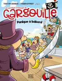 Image de couverture (Gargouille 2 - Panique à bâbord)