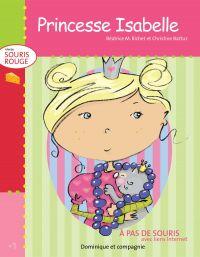 Image de couverture (Princesse Isabelle)