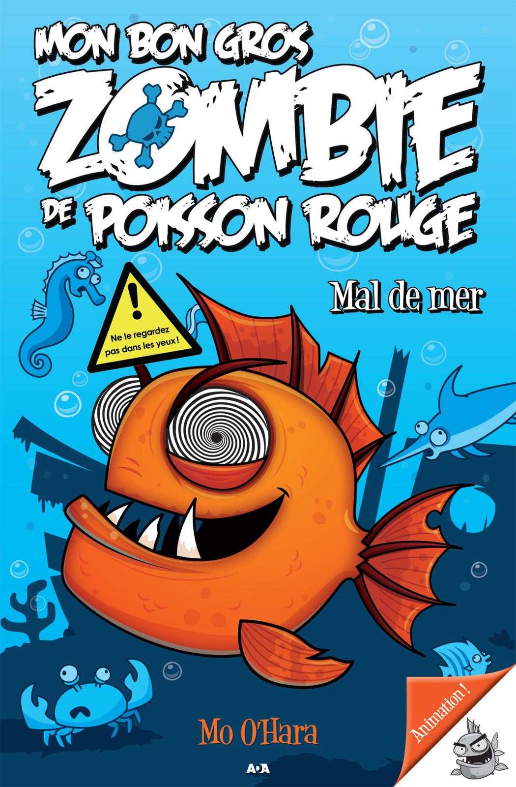 Mon bon gros zombie de poisson rouge