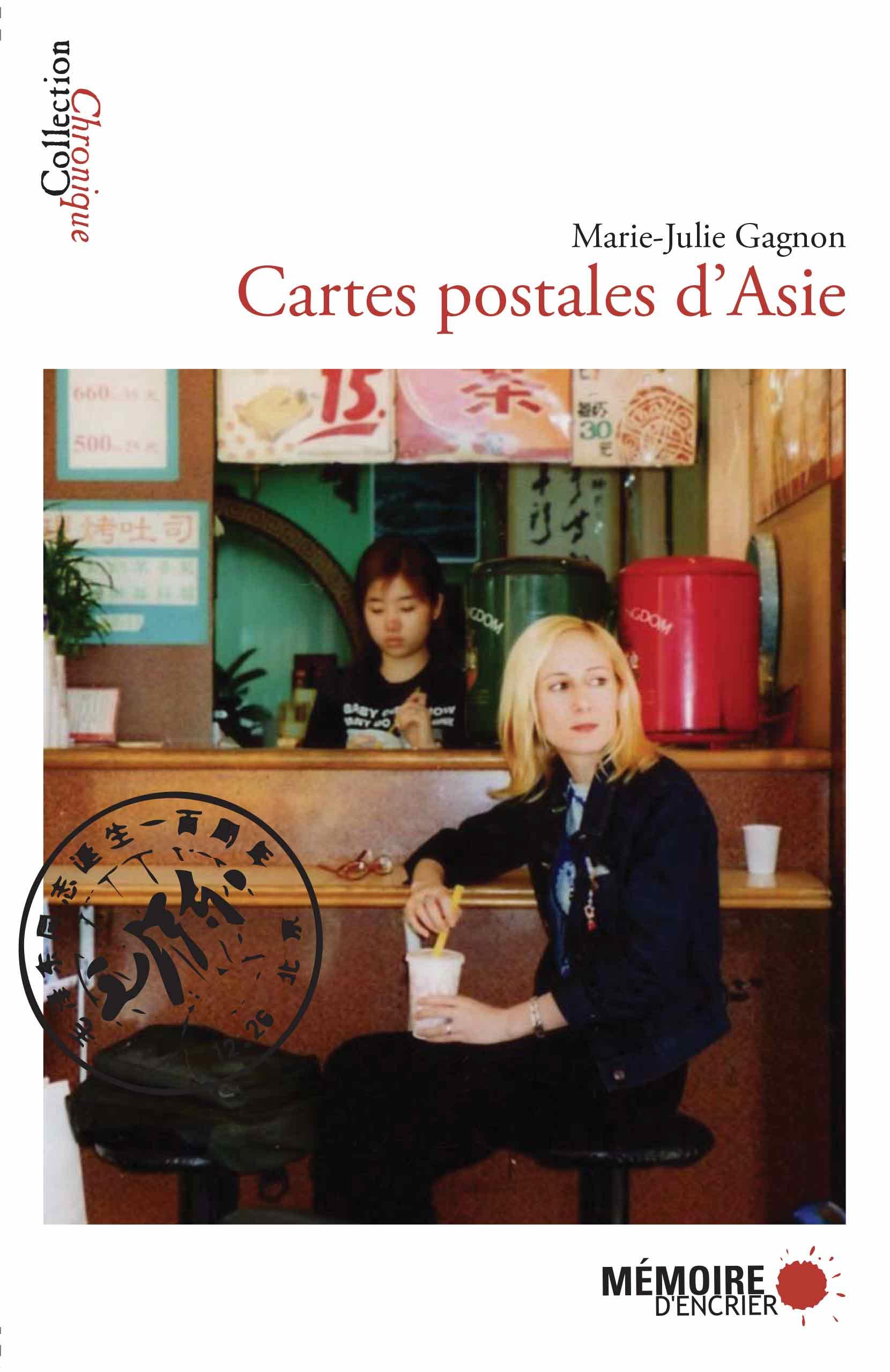 Cartes postales d'Asie