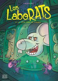 Les Laborats 3 - La tête da...