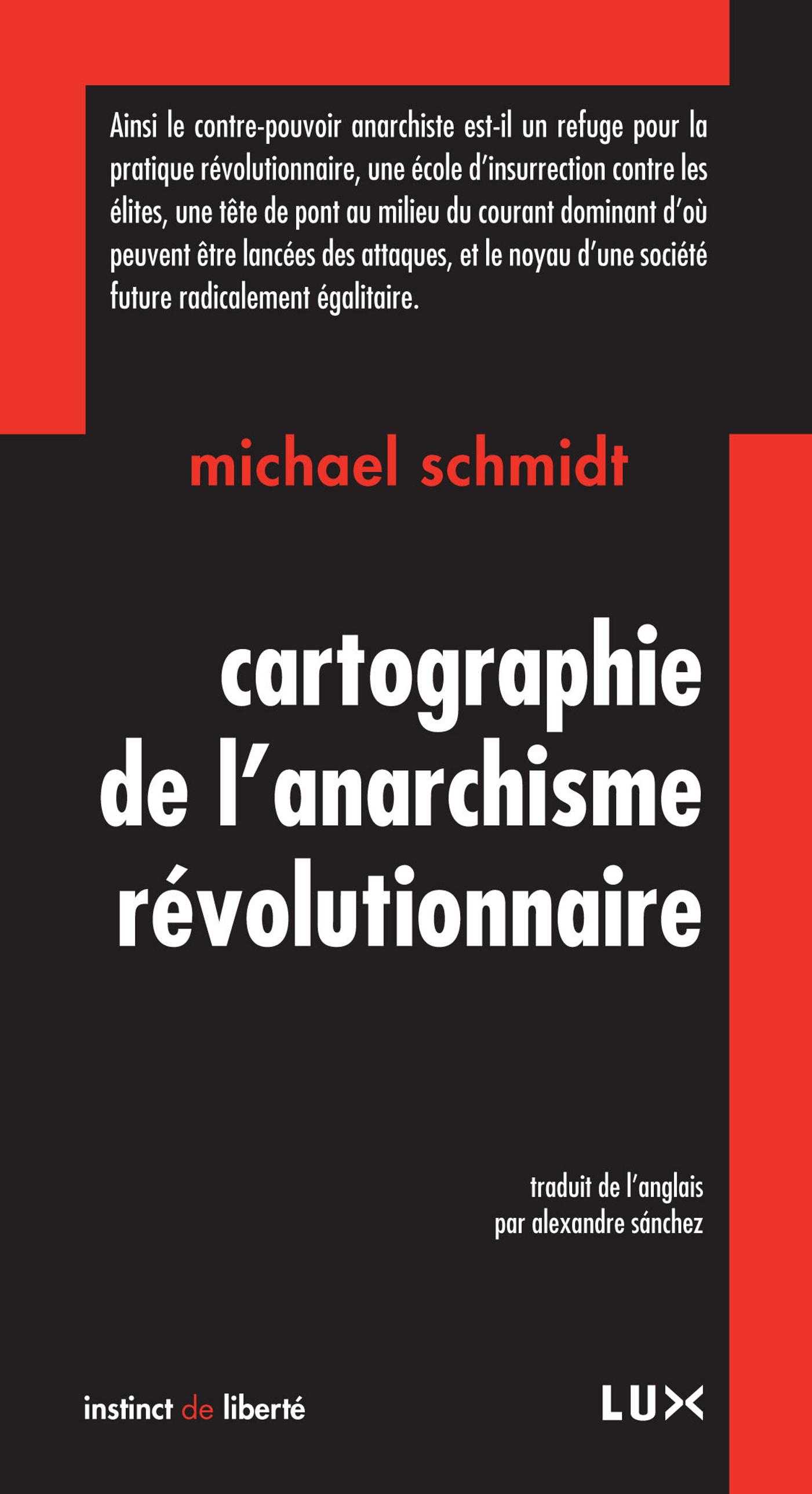 Cartographie de l'anarchism...