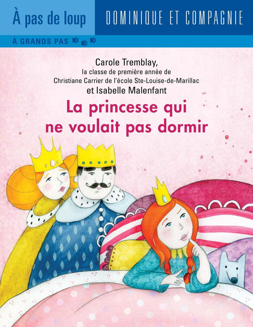 La princesse qui ne voulait...
