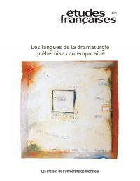 Image de couverture (Volume 43 numéro 1, 2007)