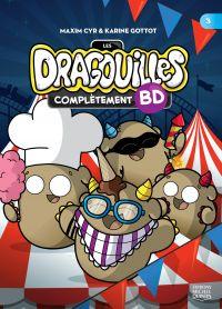 Image de couverture (Les dragouilles - Complètement BD 3)