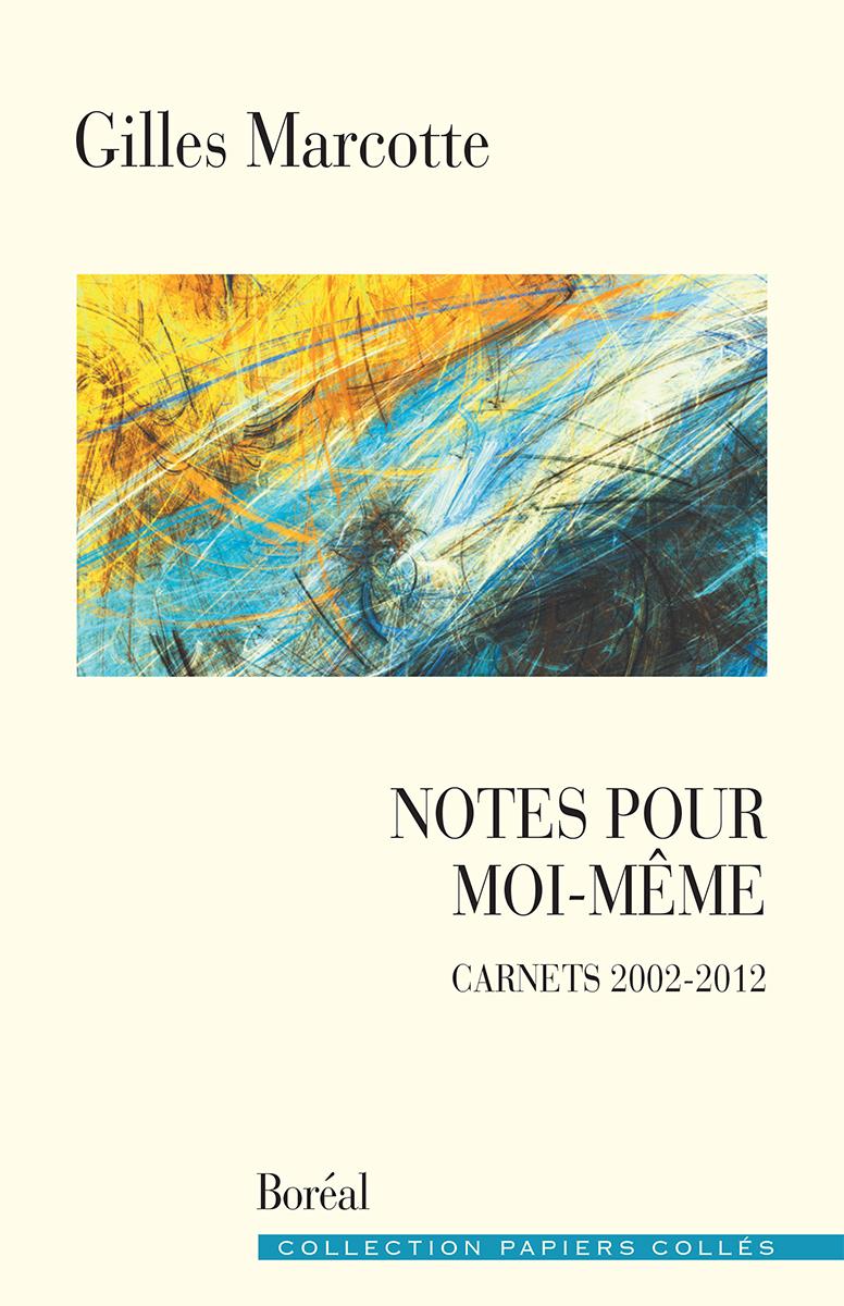 Notes pour moi-même