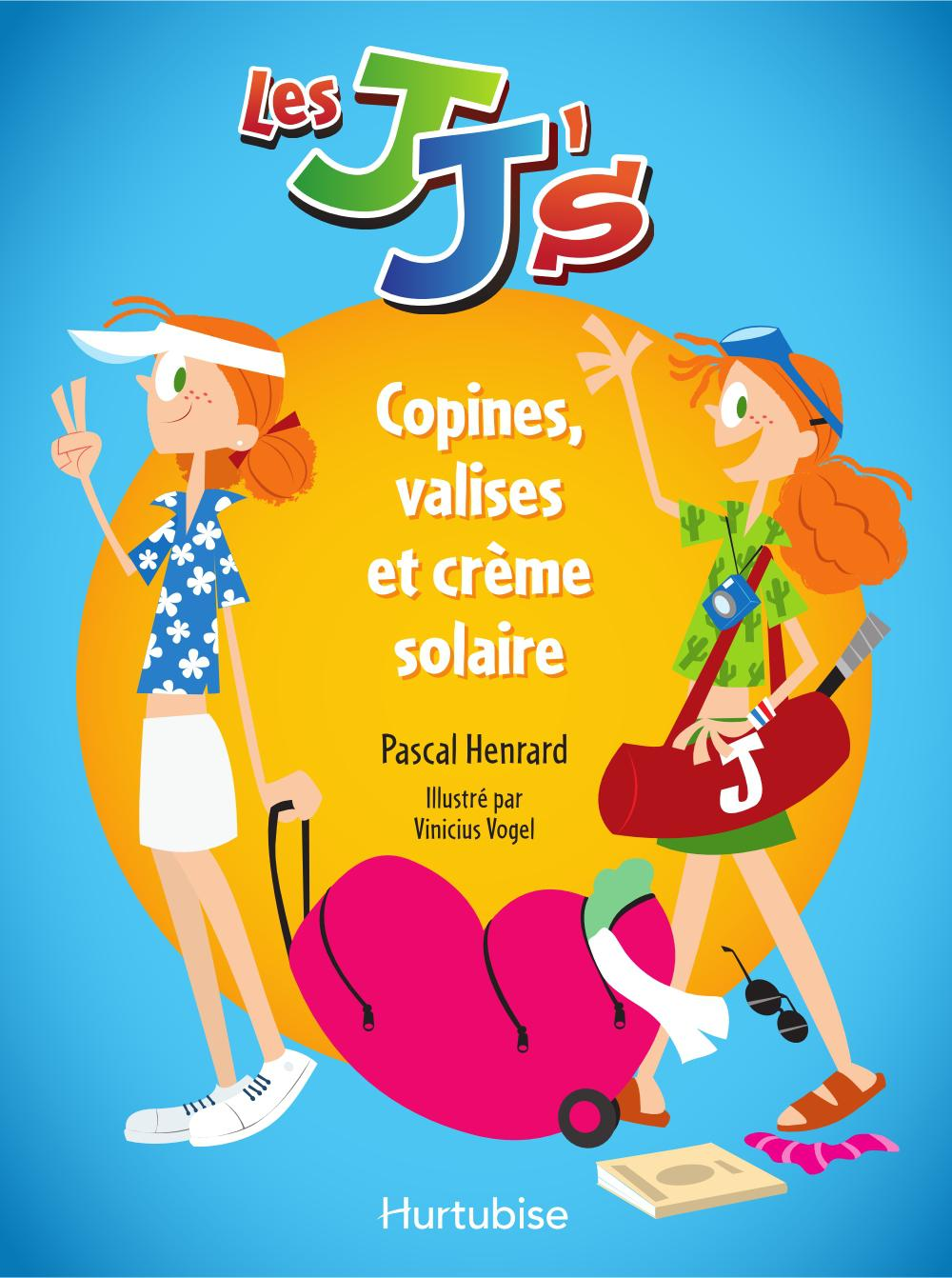 Les JJ's - Copines, valises...