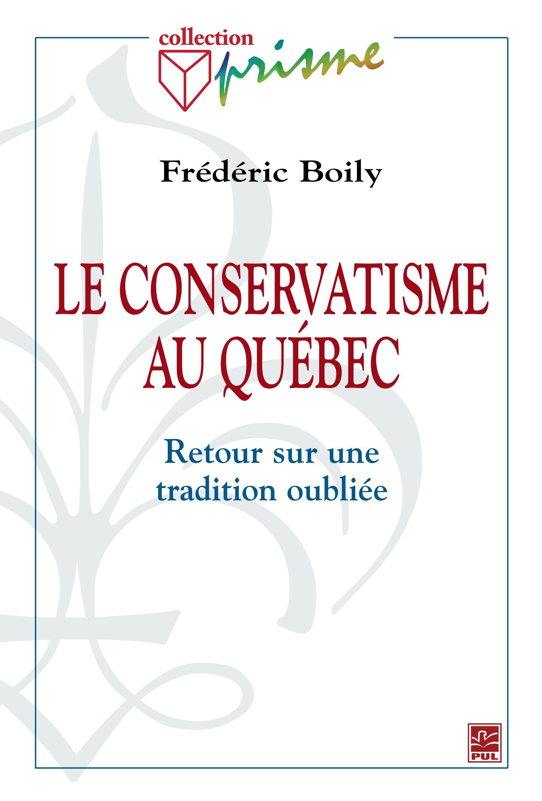 Le conservatisme au Québec