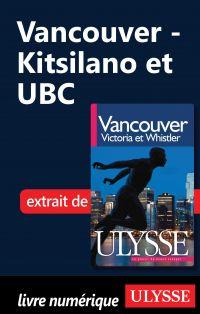 Vancouver - Kitsilano et UBC