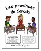 Les provinces du Canada