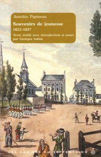 Souvenirs de jeunesse, 1822...