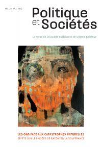 Politique et Sociétés. Vol. 34 No. 3,  2015