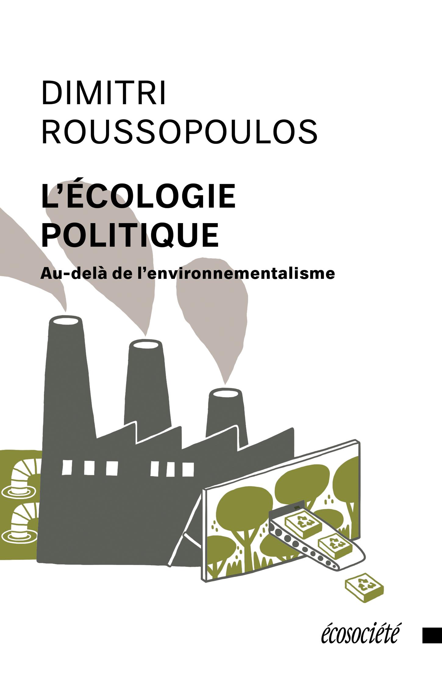 L'écologie politique, Au-delà de l'environnementalisme