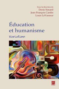 Éducation et humanisme.  Va...