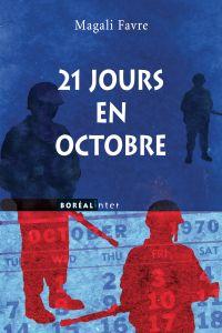 Image de couverture (21 jours en octobre)