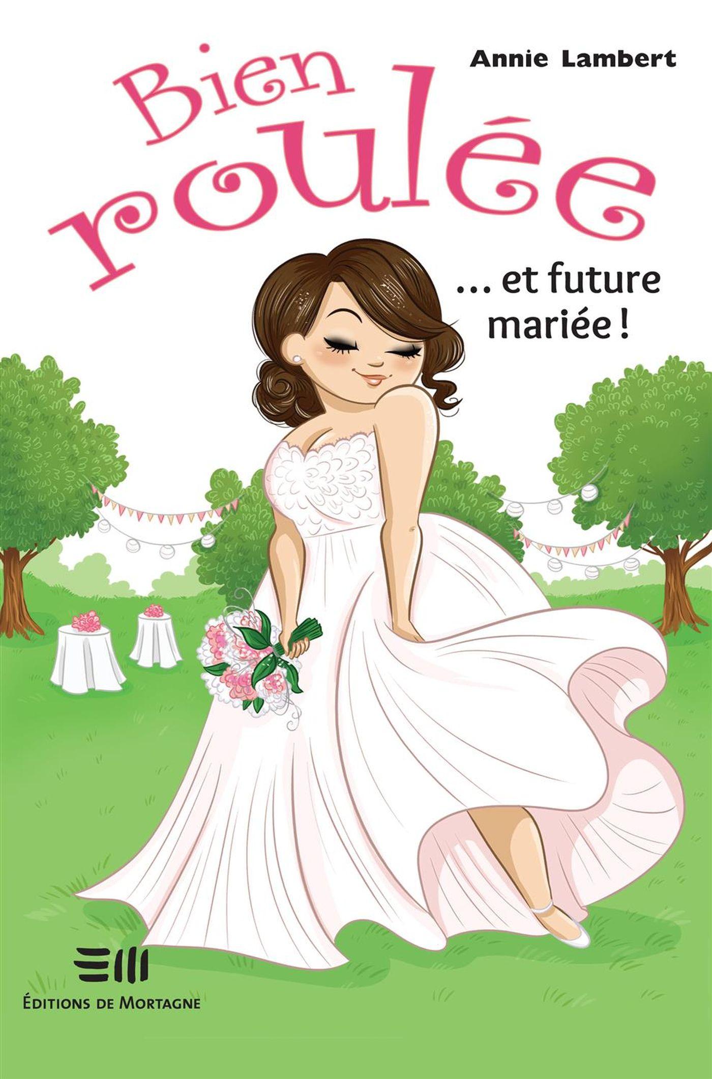 Bien roulée... et future mariée !