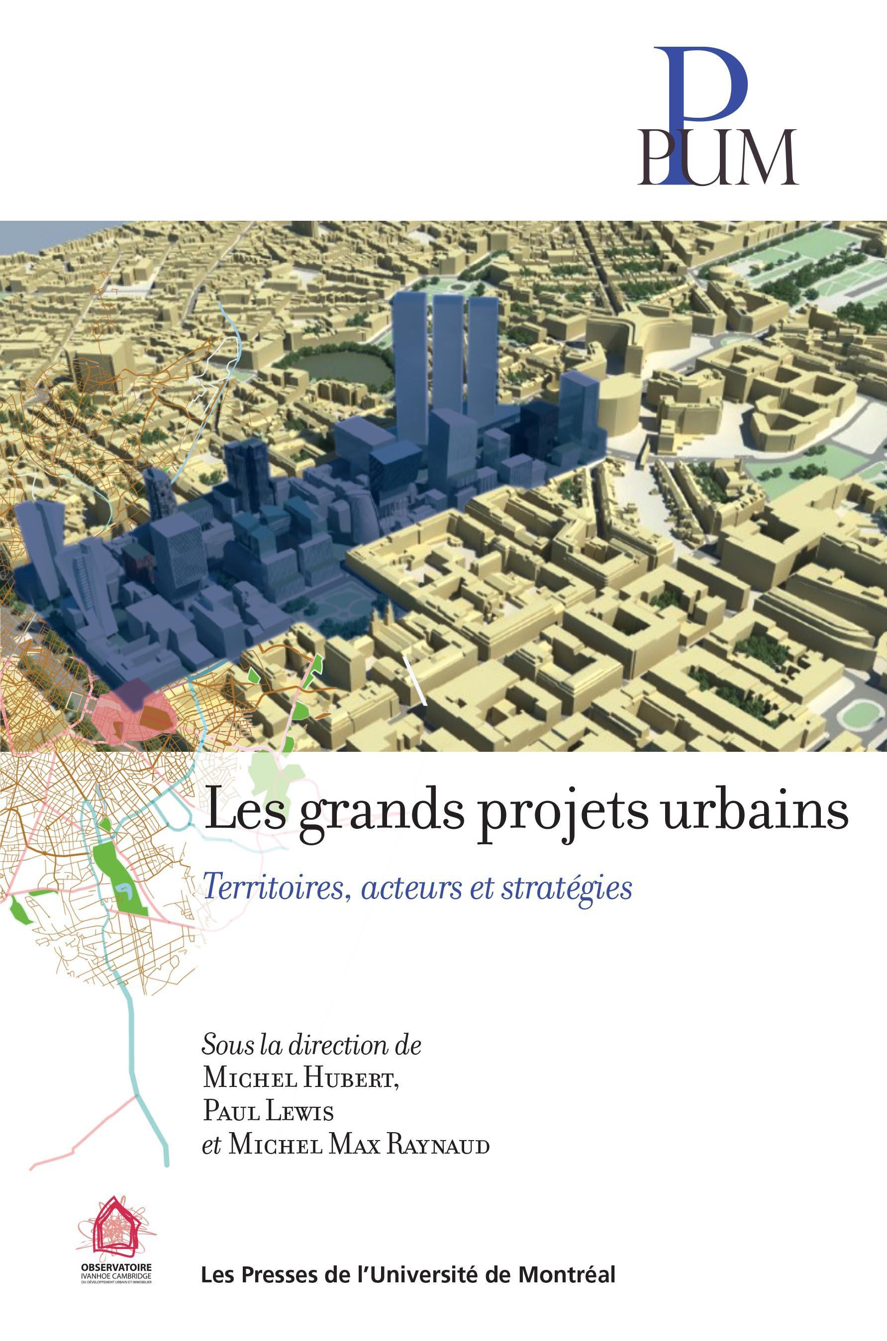 Les grands projets urbains