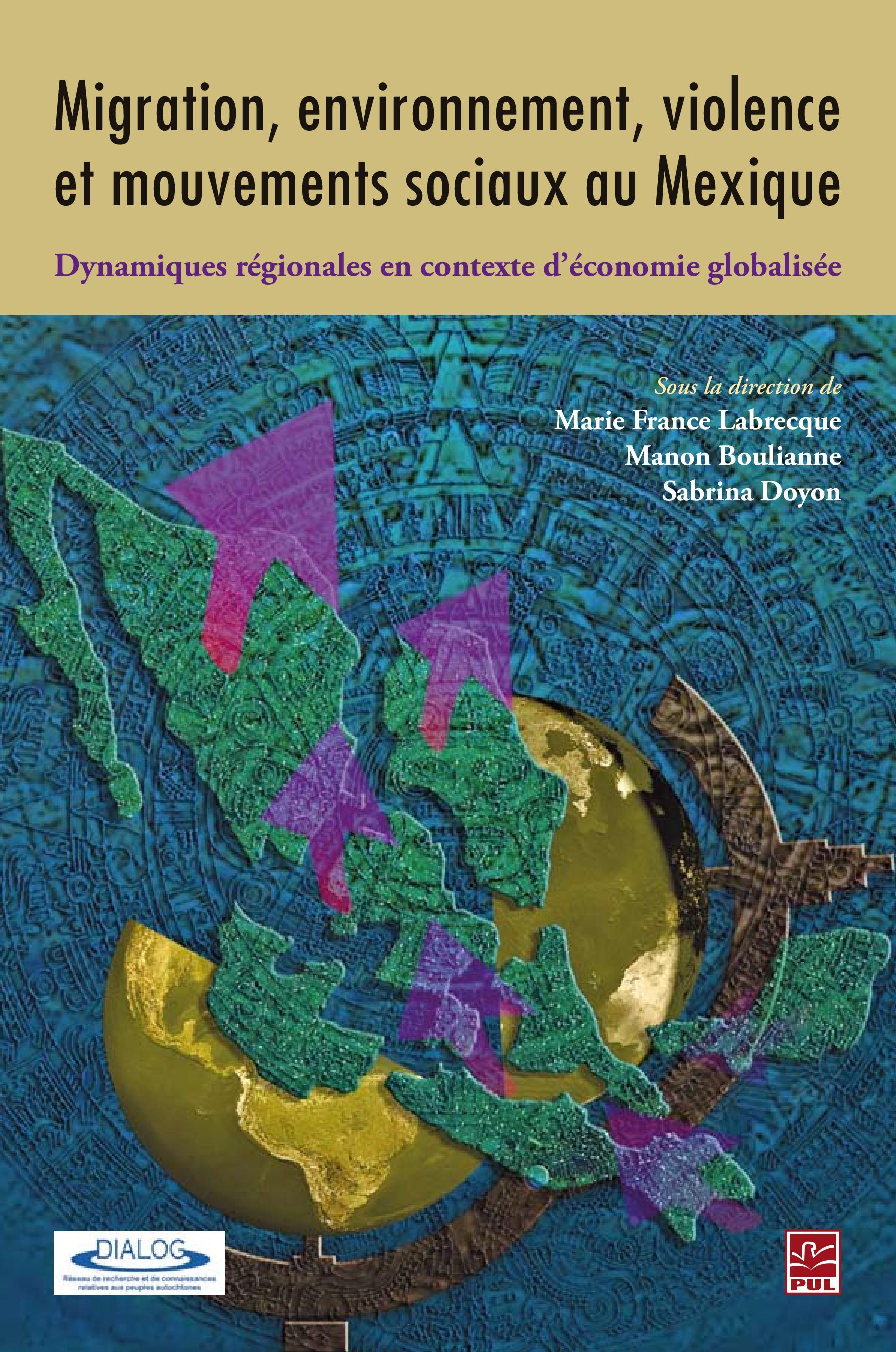 Migration, environnement, violence et mouvements sociaux...