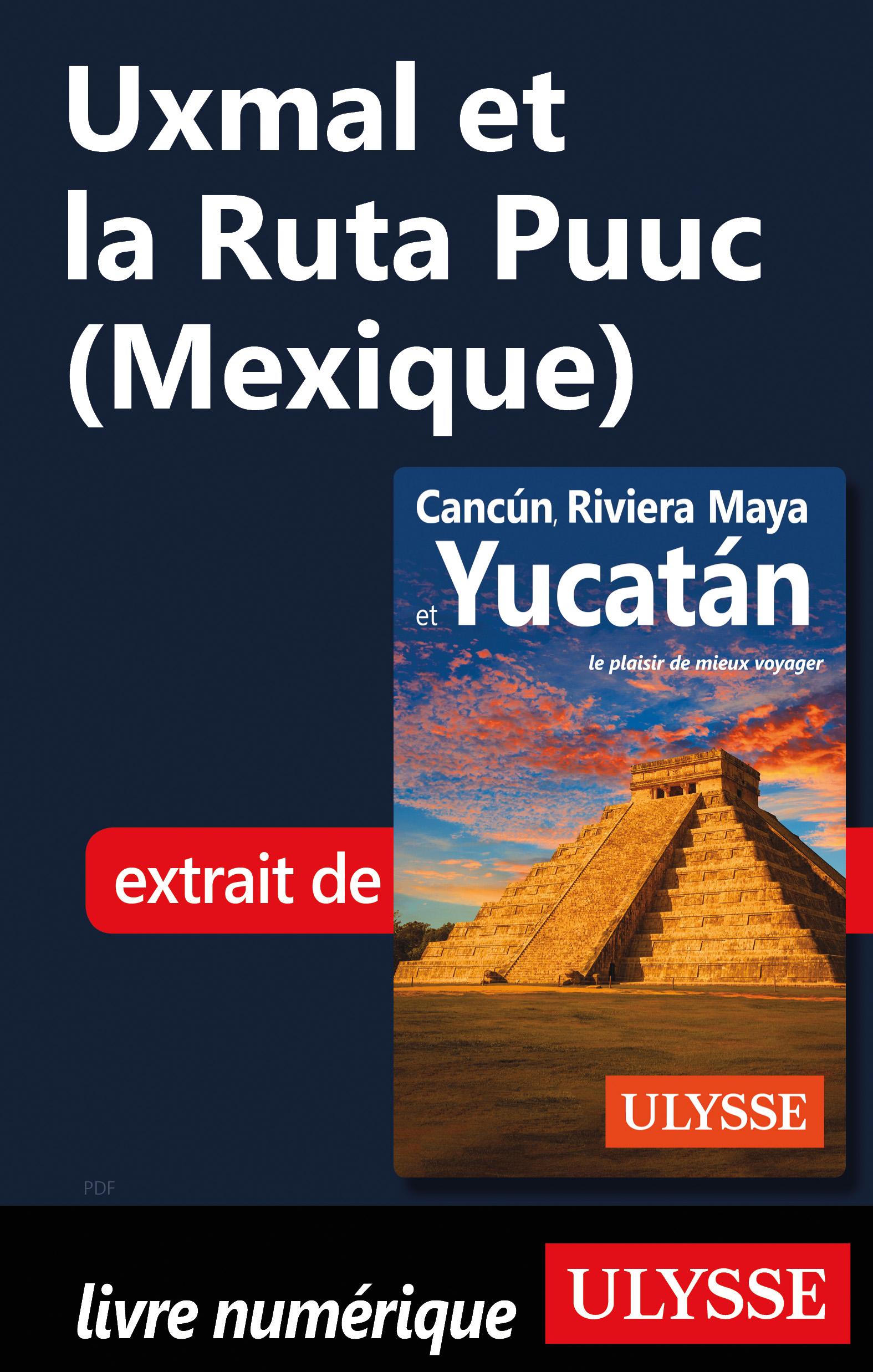Uxmal etlaRutaPuuc (Mexi...