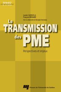 La transmission des PME