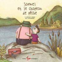 Image de couverture (Samuel et le chapeau de pêche)