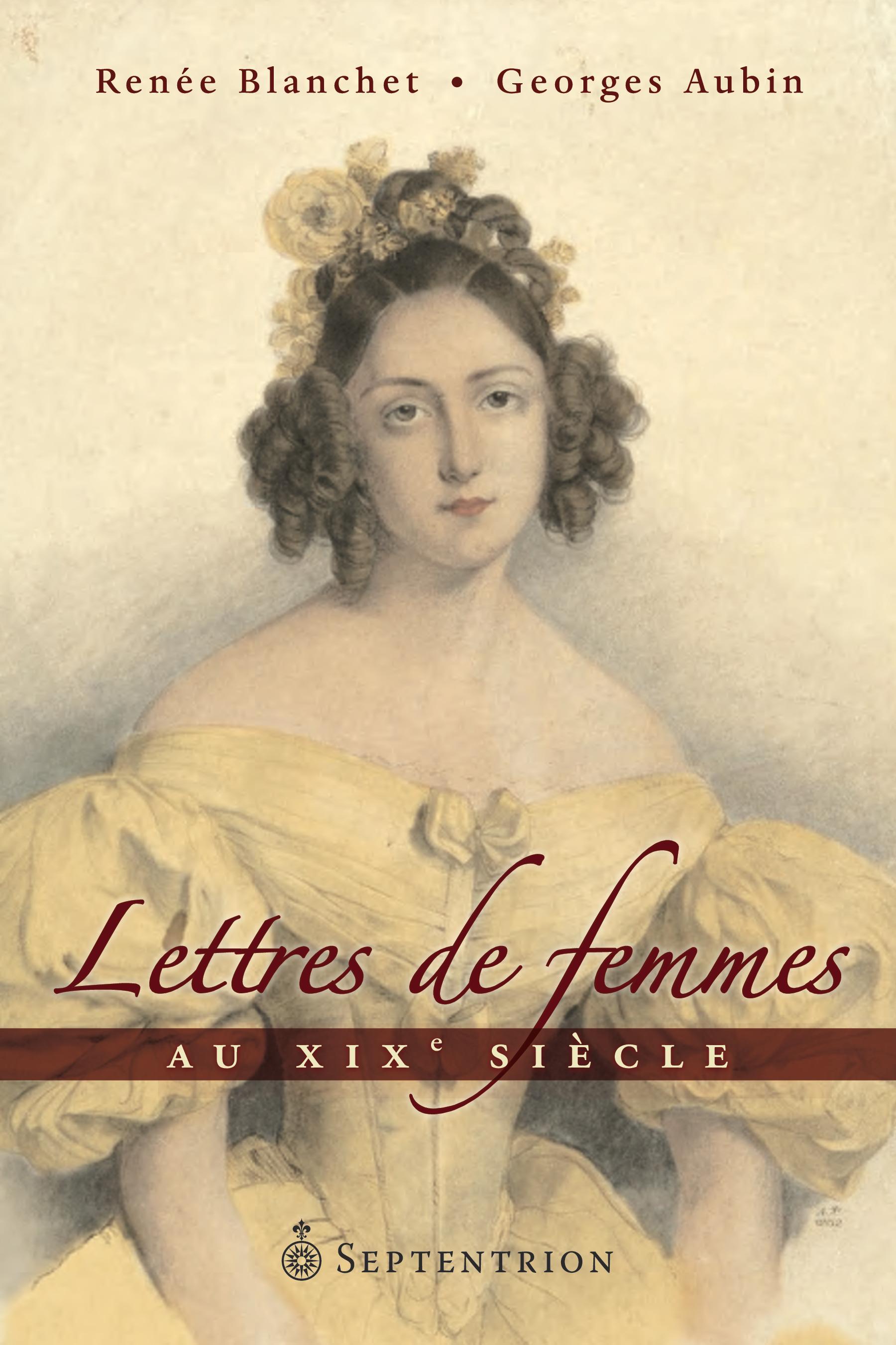 Lettres de femmes au XIXe siècle