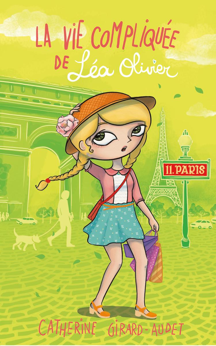 La vie compliquée de Léa Olivier tome 11