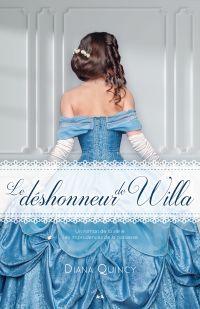 Cover image (Le déshonneur de Willa)