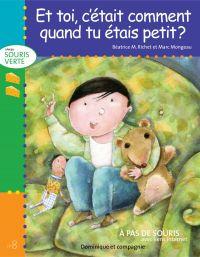 Image de couverture (Et toi, c'était comment quand tu étais petit ?)