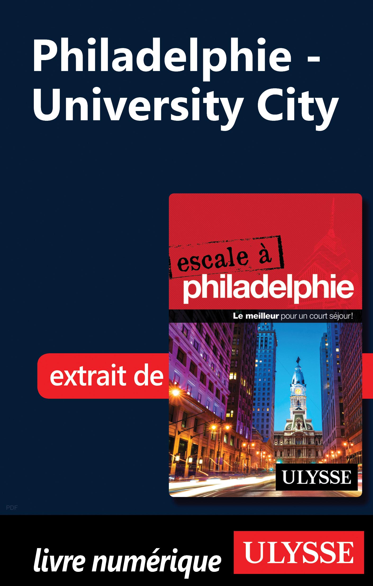 Philadelphie - University City