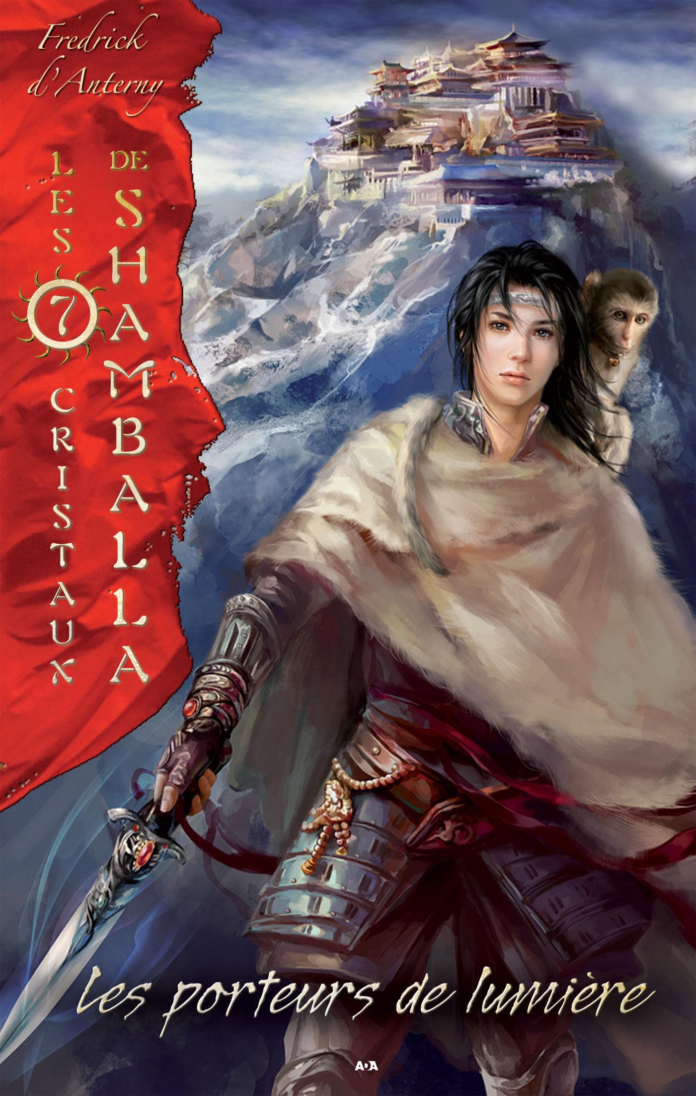 Les 7 cristaux de Shamballa, Les porteurs de lumière