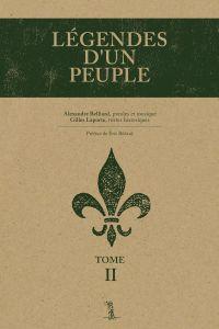 Image de couverture (Légendes d'un peuple, tome II)