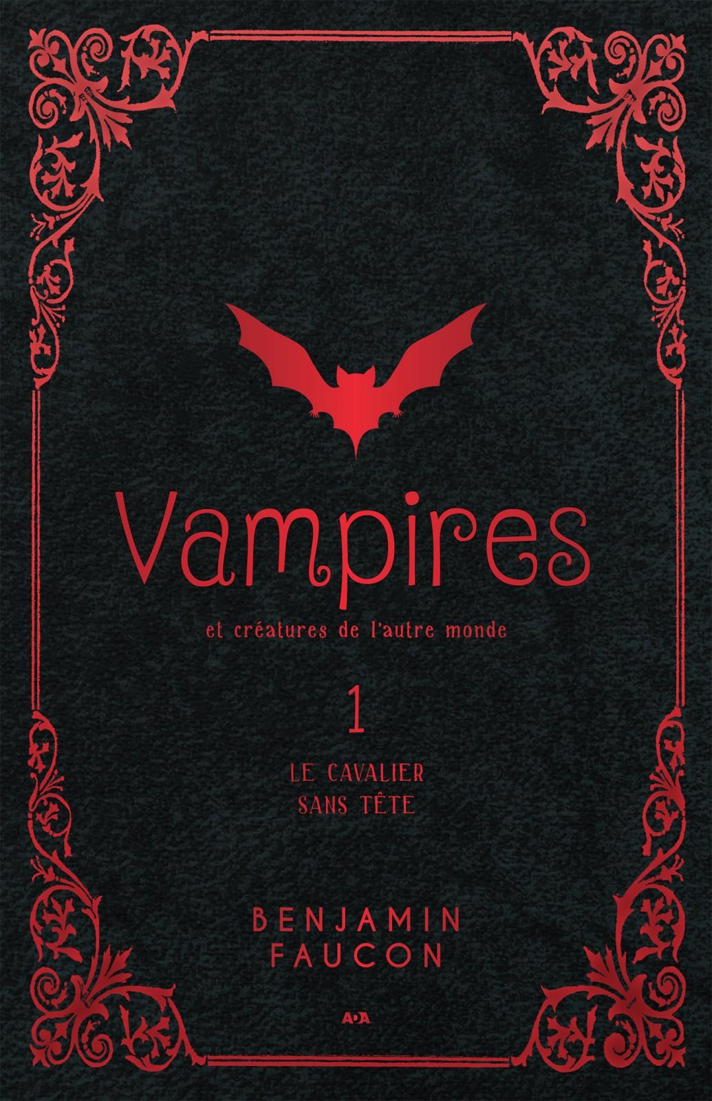 Vampires et créatures de l'autre monde, Le cavalier sans tête