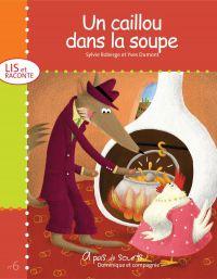 Image de couverture (Un caillou dans la soupe)