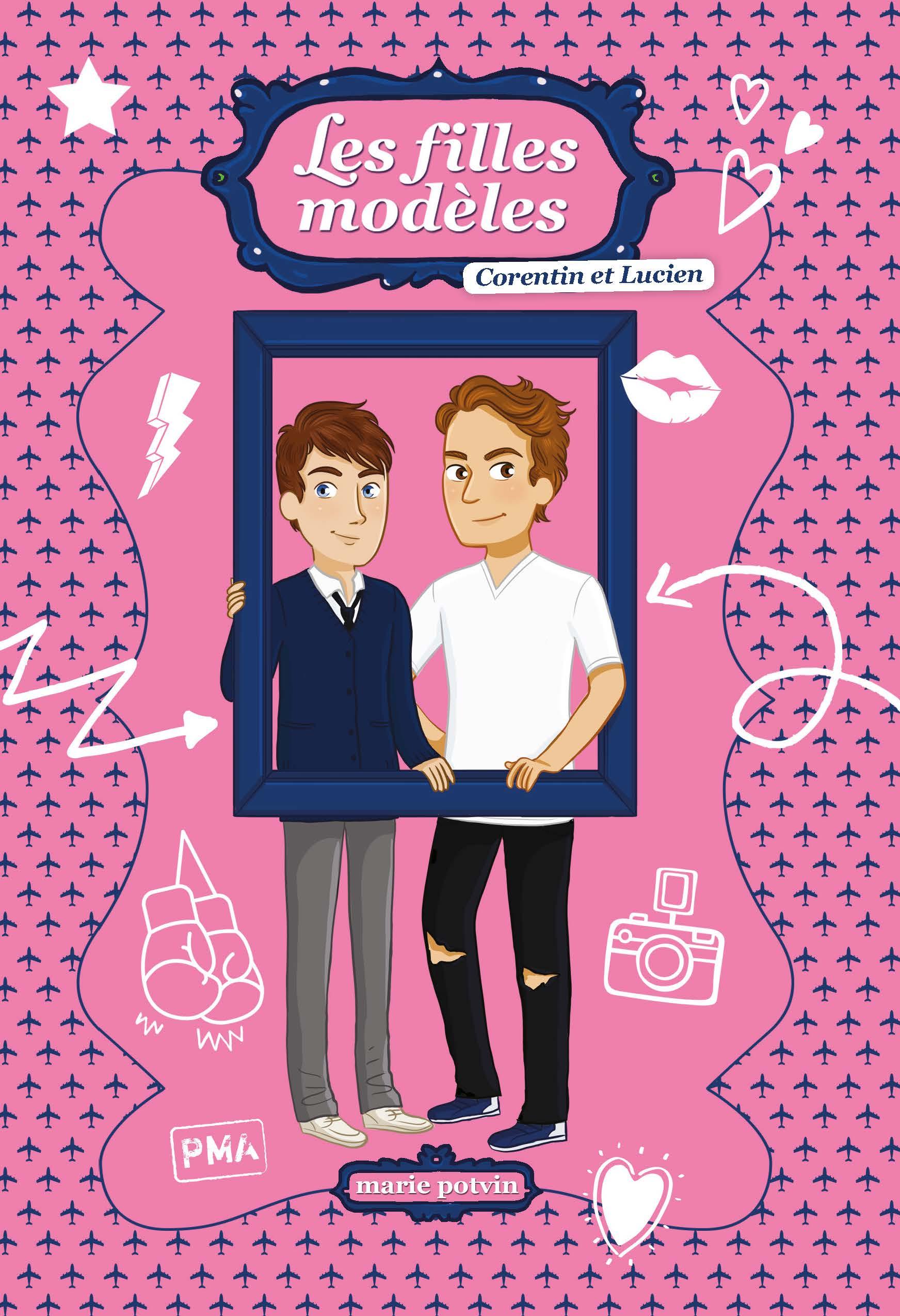 Hors-série Les filles modèles: Corentin et Lucien