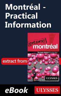 Montréal - Practical Inform...