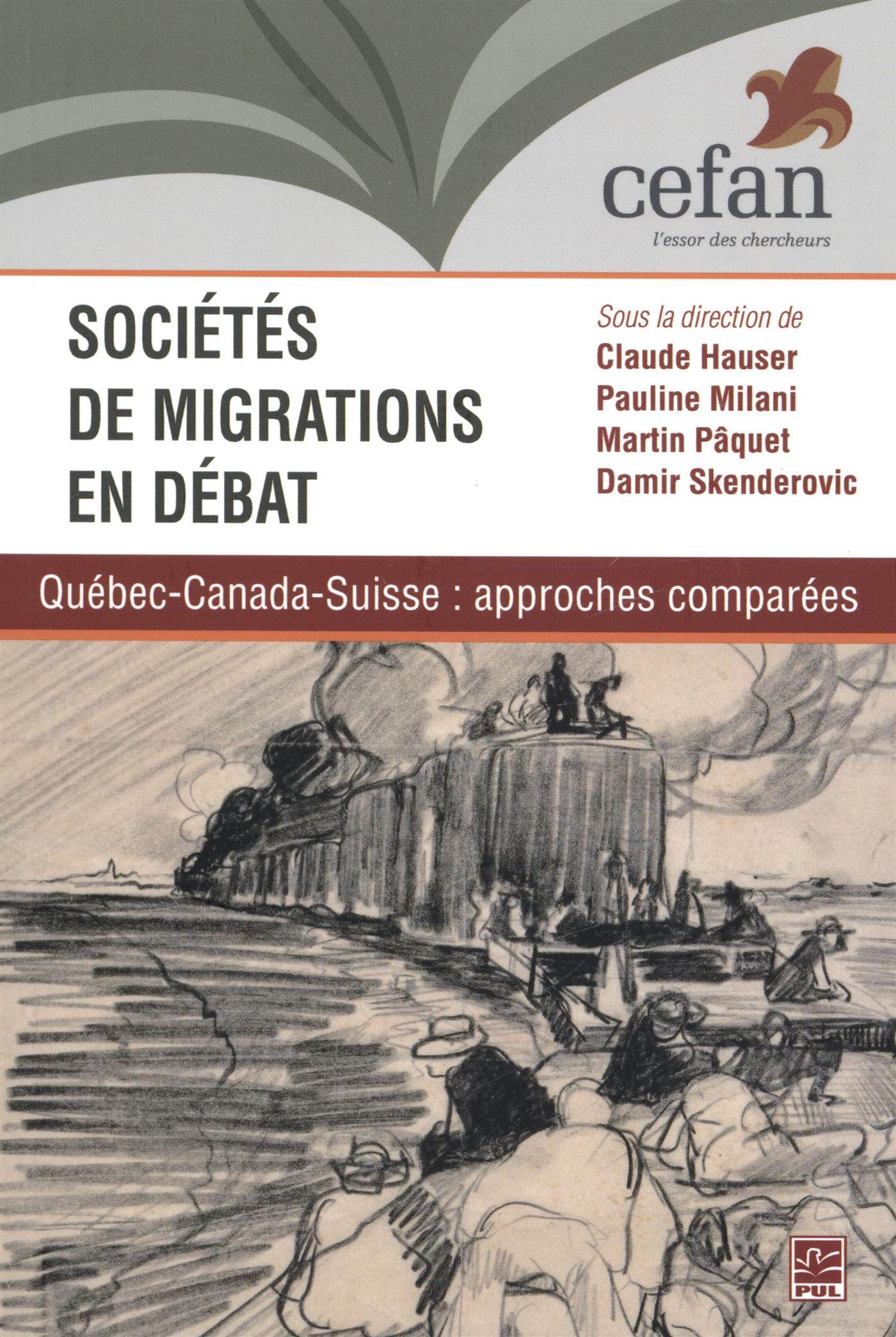Sociétés de migrations en débat