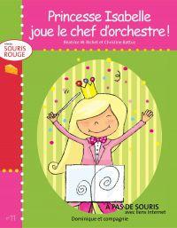 Image de couverture (Princesse Isabelle joue le chef d'orchestre !)