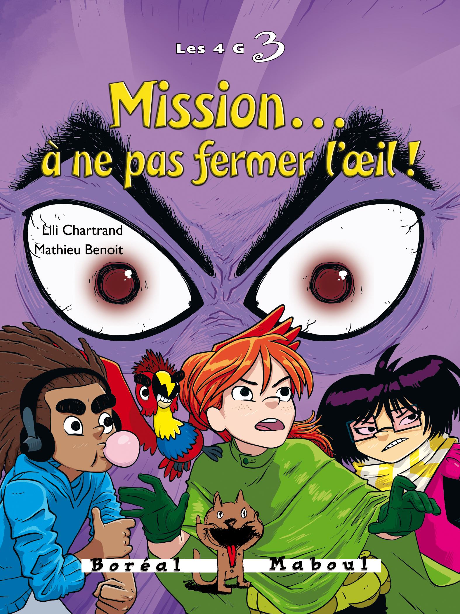 Mission… à ne pas fermer l'œil !