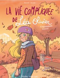 Image de couverture (BD La vie compliquée de Léa Olivier tome 7: Les montagnes russes)