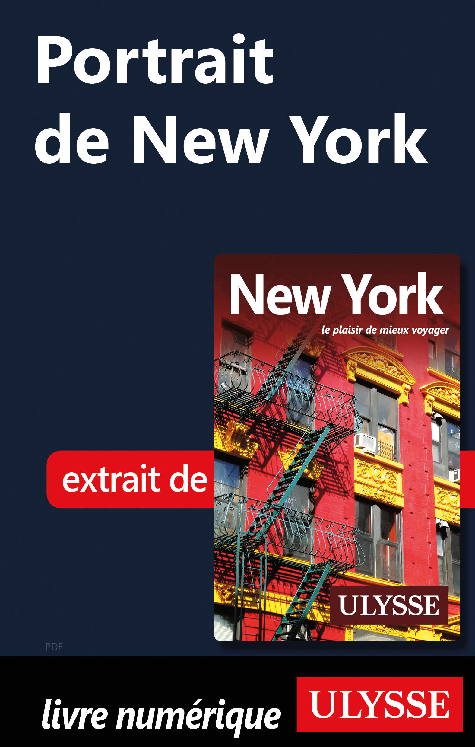 Portrait de New York