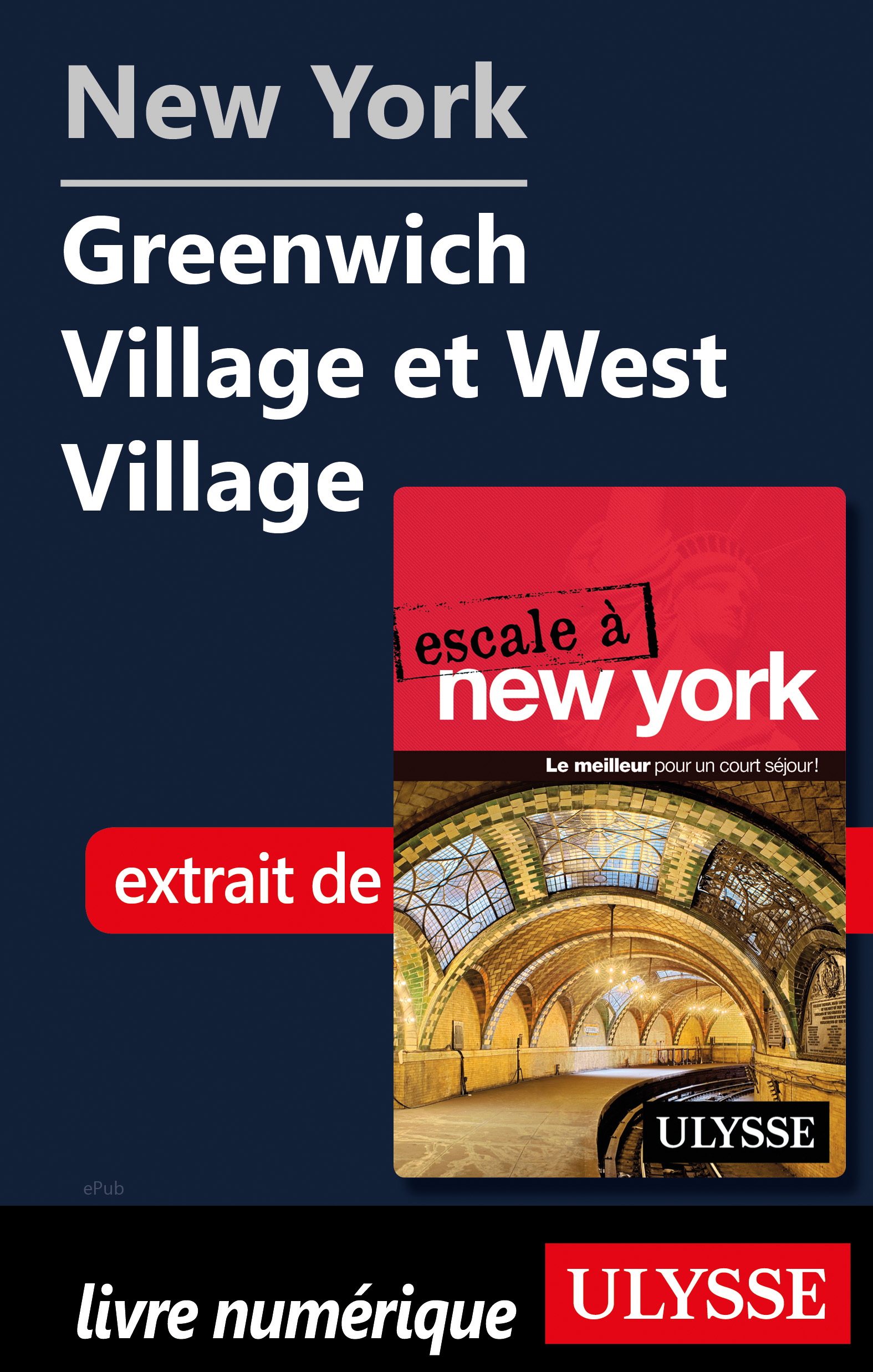 New York - Greenwich Villag...