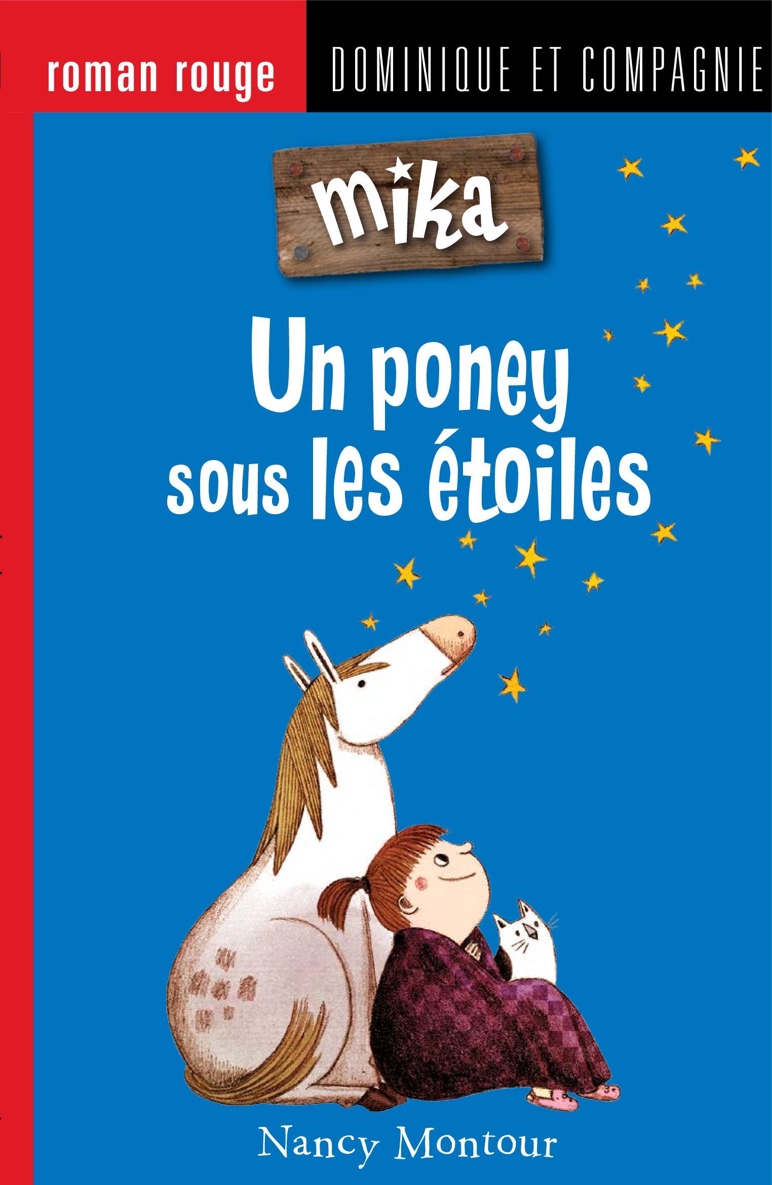 Un poney sous les étoiles