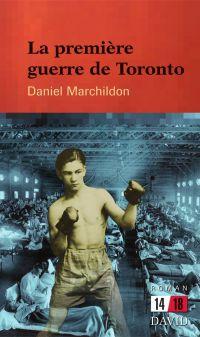Cover image (La première guerre de Toronto)