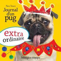 Image de couverture (Journal d'un pug extraordinaire)